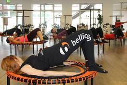 Trampolin Training, Jumping Fitness, bellicon Kurse, Hennef