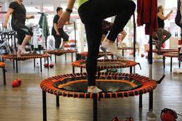bellicon, Hennef, Trampolin Training, Jumping Fitness