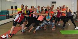 Kraft, Ausdauer, Gruppe, Motivation, Body Pump